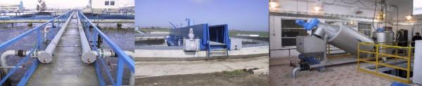 изграждане на пречиствателни станции