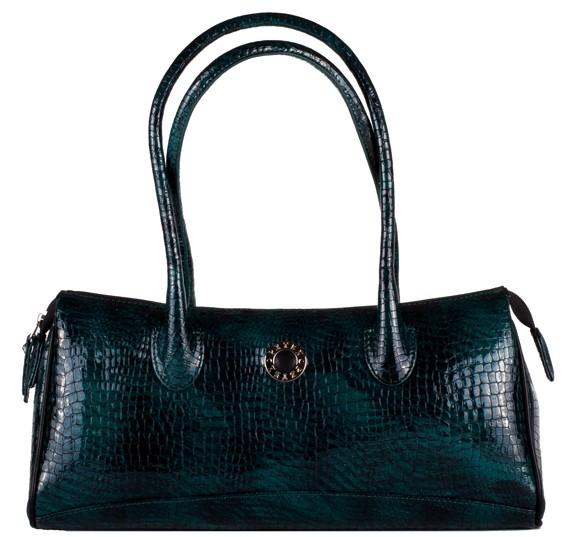 качествена кожена дамска чанта