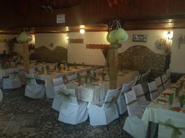 Ресторант Въча