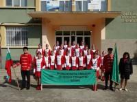 Учениците на ПГСС НИКОЛА ПУШКАРОВ честват 24 май