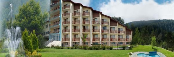 Хотелски комплекс Дъбраш