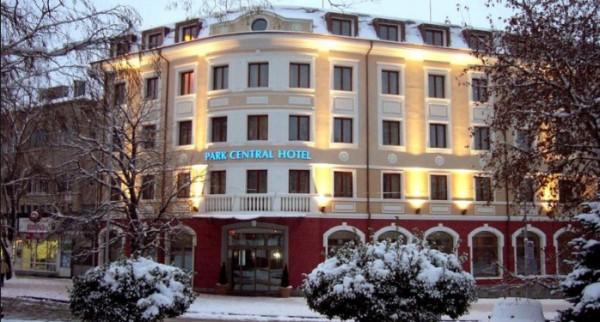 Хотел Парк Централ - Сливен